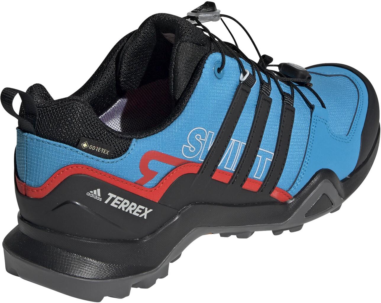 eaed671ebc1 adidas TERREX Swift R2 GTX Schoenen Heren blauw/zwart l Outdoor ...